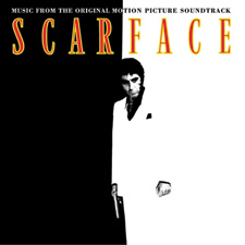 SCARFACE SOUNDTRACK [LP]