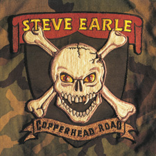 STEVE EARLE COPPERHEAD ROAD [LP]