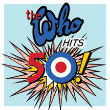 THE WHO WHO HITS 50! [CD]